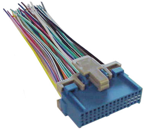 Mobilistics - 1994-2004 GM 32 pin OEM radio wiring harness - WH351 on