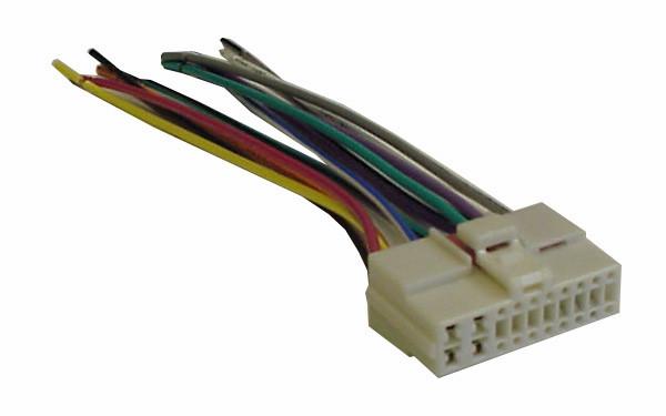 Mobilistics - 1995-2003 Kia OEM radio wiring harness - WH463 ... on