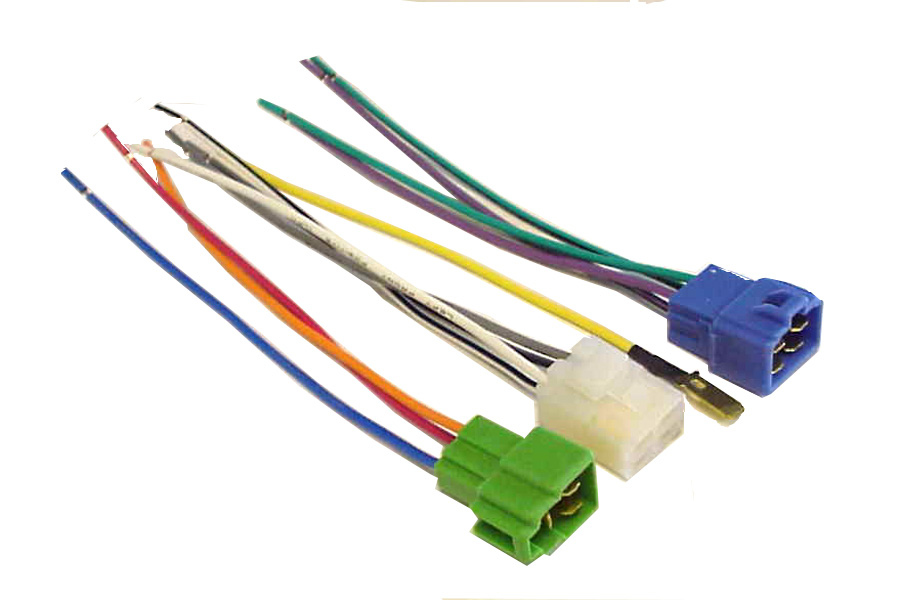 mobilistics – 1986-1989 mazda/1988-1993 ford festiva/1988-1990 mercury  tracer wiring harness – wh48