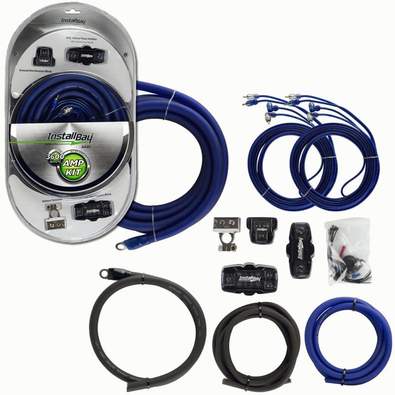 install bay amp kit